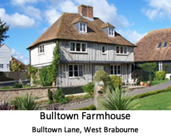 bulltown farmhouse