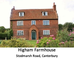 higham farmhouse